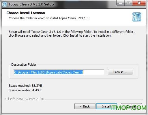 Topaz Clean 3注册版