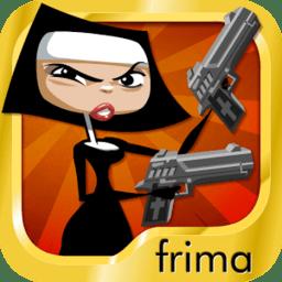 修女也疯狂游戏(Nun Attack)