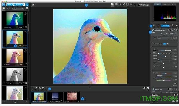 Topaz Studio(专业照片处理器) v1.14.2 官方版 0