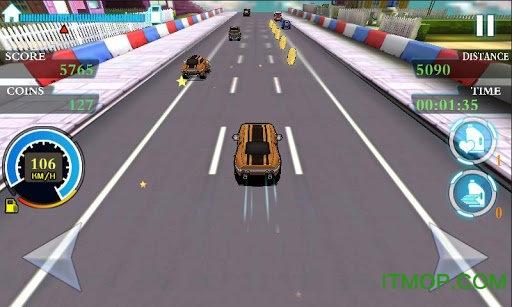 疯狂超车最棒的赛车手(Rush Racing The Best Racer) v1.1 安卓版 3