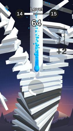 烟囱倒霉(Stack Fall) v1.4.3 安卓版 3