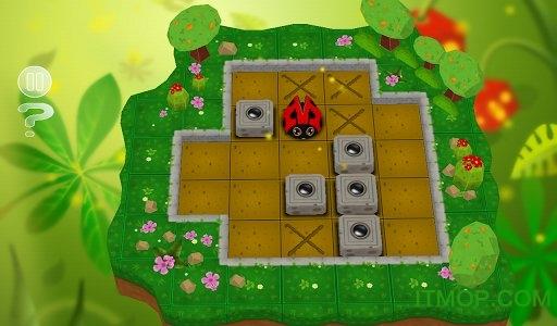 花园推箱子3d(Sokoban Garden 3D) v1.45 安卓版 0