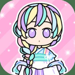 童话小公主时尚换装达人完整版