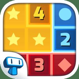 色块拼图(Color Blocks)