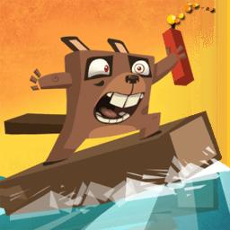 冲浪海狸(Surfing Beaver)