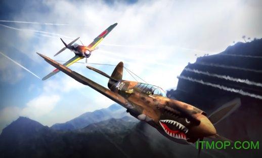 空战战机之翼内购破解版 v1.1.1 安卓无限黄金版 0