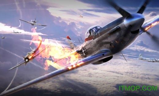 空战战机之翼内购破解版