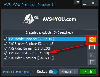 avs video editor注册机