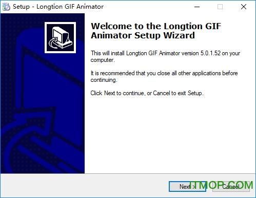 Longtion GIF Animator(gif动画制作) v5.0.1.52 免费版 0