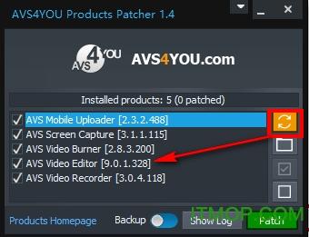 avs video editor破解补丁 v1.4 绿色版 0