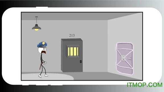 火柴人极限越狱 v1.0 安卓版 3