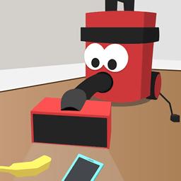 吸尘器大作战(Vacuum.io)