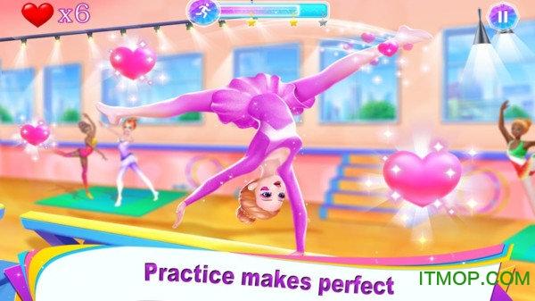 体操少女之奥运冠军破解版下载