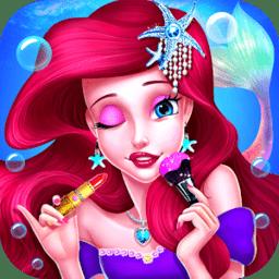 人鱼公主完美换装(Mermaid Princess Makeup)
