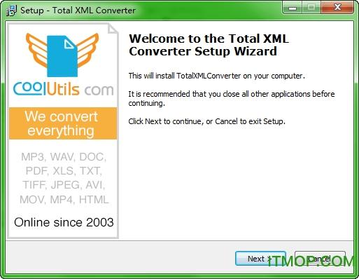 Total XML Converter免费版