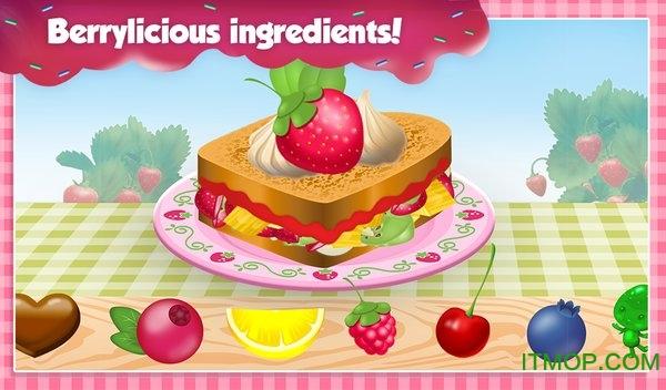 草莓甜心美食博览会(Food Fair) v1.1 安卓版 0