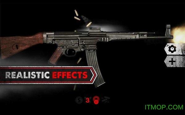 ��ʵ����ģ������ս������(Weaphones WW2: Firearms Sim) v1.7.02 ��ȫ�����ڹ����İ� 1