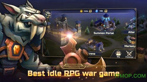 冠军之战大发快3(War Of Champions Idle RPG) v1.4.16 安卓最新版 1