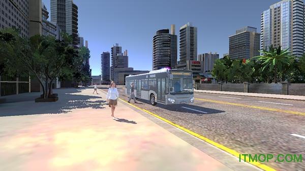 首都巴士模拟 v1.0.1 安卓版 4