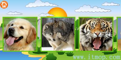 儿童认识动物app_认识动物宝宝早教_认识动物软件下载