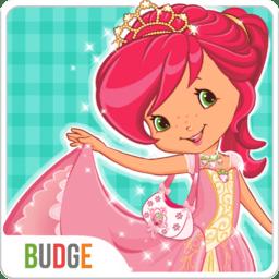 草莓甜心卡片制作人物�b扮(Card Maker Dress Up)