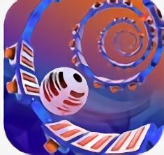 太空螺旋球