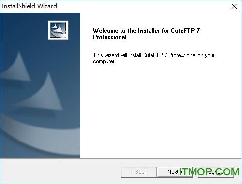 Cuteftp(ftp客户端) v7.0 简体中文绿色版 0