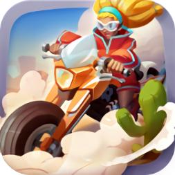 摩托英雄无限金币版(Trials Moto Heroes)