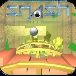超级撞击(Super Smash hit)