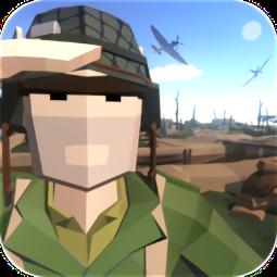 多贡战争大发快3破解版(Polygon War)