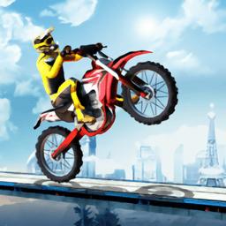 欢乐摩托车特技赛
