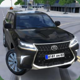 豪华SUV模拟器破解版