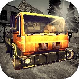 卡车司机山路运输(Trucker Mountain delivery)
