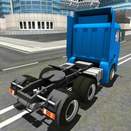欧洲卡车驾驶3D模拟器