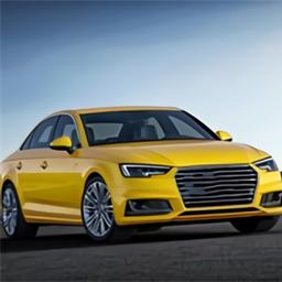 手机奥迪模拟驾驶游戏(Car Driving Game Audi)
