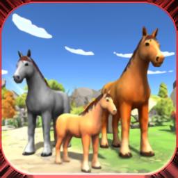 马生存模拟手游