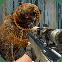 模拟灰熊捕猎战场中文版