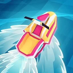 摩托艇�速