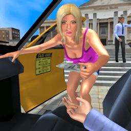 出租车接客模拟中文版