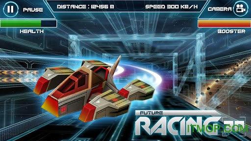 δ�����3d(FUTURE RACING 3D) v1.7 ���� 0