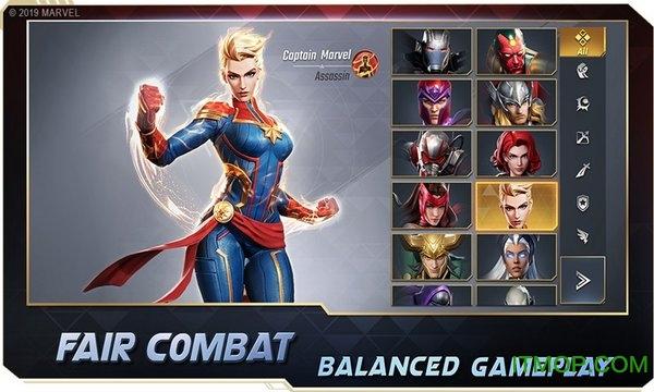漫威超级战争手游 v3.12.3 安卓最新版3