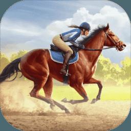 家族传奇马匹养成竞技破解版(rival stars horse racing)