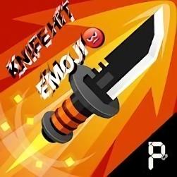 刀击表情(Knife Hit Emoji)