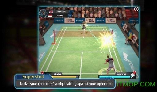 羽球杀2015(Jump Smash 15) v1.1.1 安卓版 3