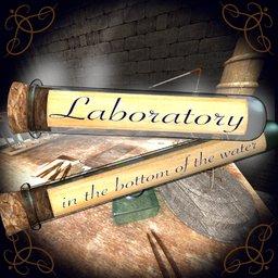 逃脱游戏水底的实验室(Laboratory)