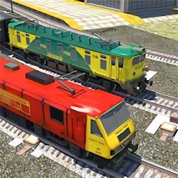 火车驾驶学校模拟器(Train Driving School)