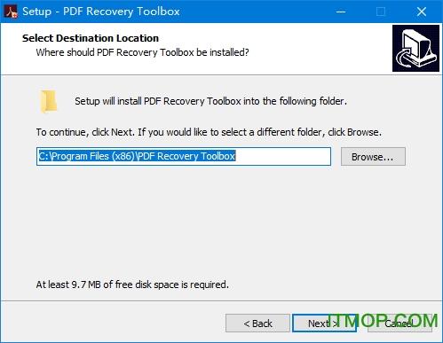 pdf recovery toolbox破解版