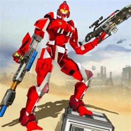 反恐机器人射击大发快3