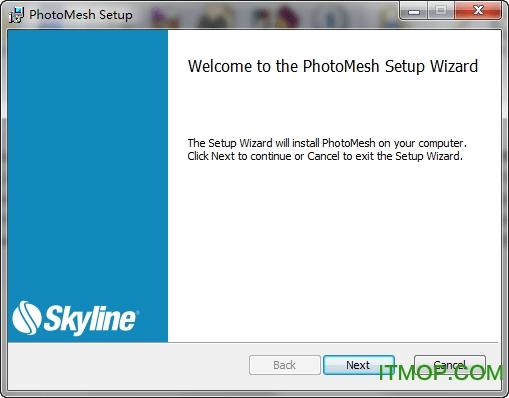 Skyline PhotoMesh(倾斜摄影三维建模软件) v7.5.1 中文版 0