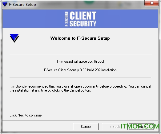 F-SECURE Client Security破解版
